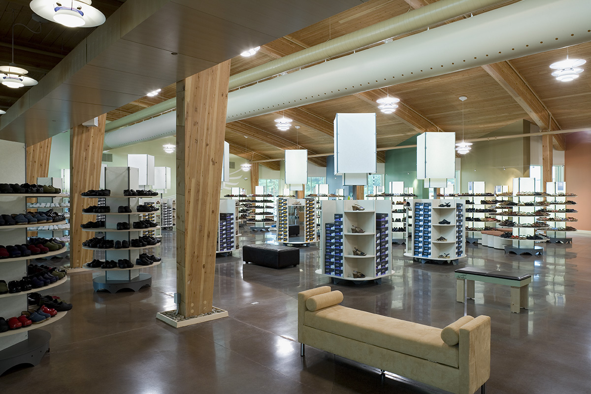 Contract environments inc interior design space planning dansko for Certified interior decorators international